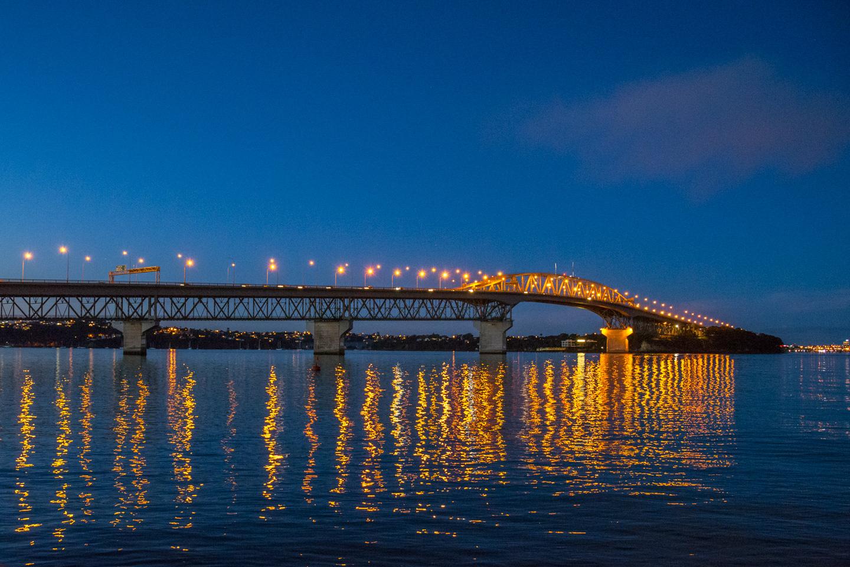 Auckland – Harbour Bridge