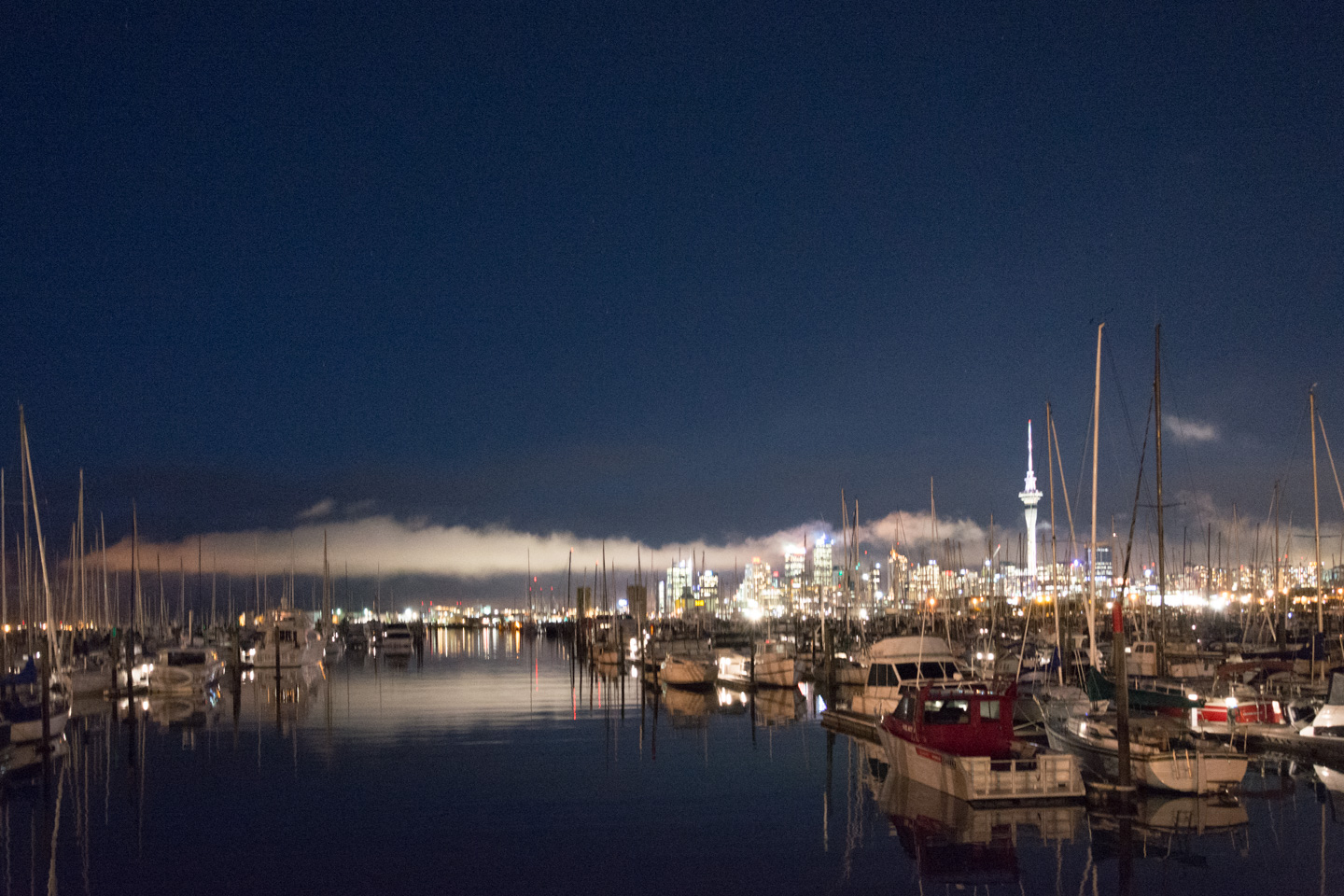 Auckland – Westhaven Marina