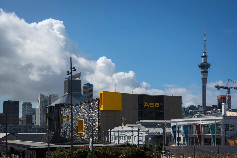 Auckland – Wynyard Quarter – Theatre