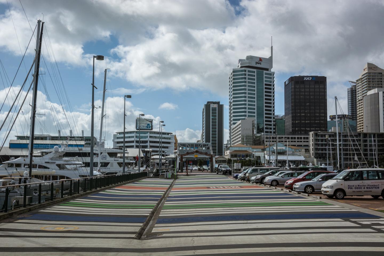 Auckland – Harbour