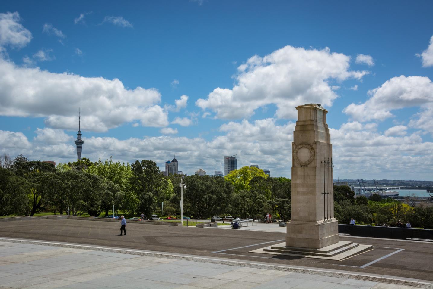 Auckland – Domain