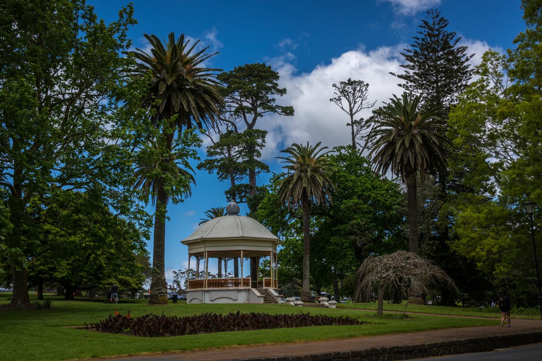 Auckland – Domain Park