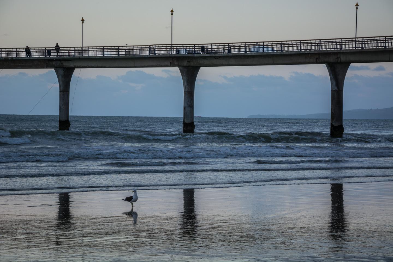 Christchurch – New Brighton Pier