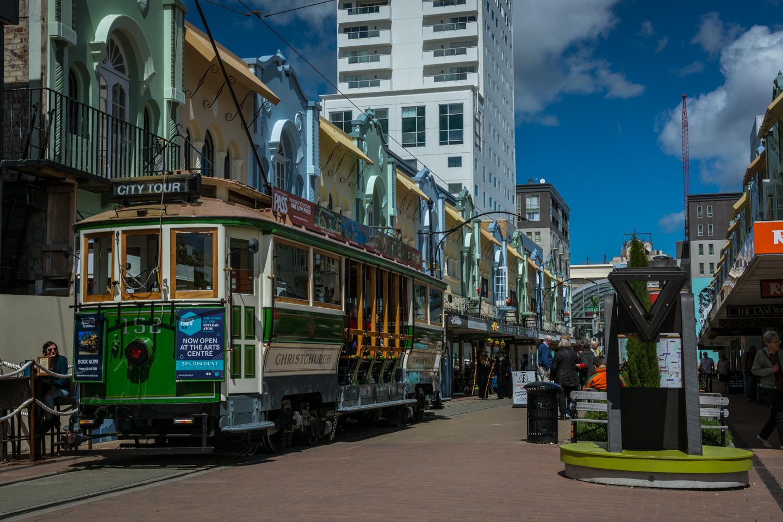 Christchurch – New Regent Street