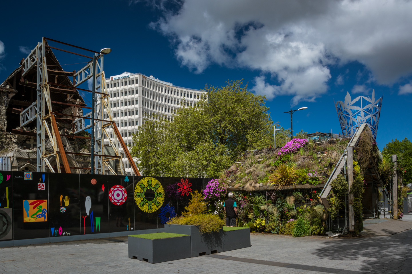 Christchurch – Cathedral Square