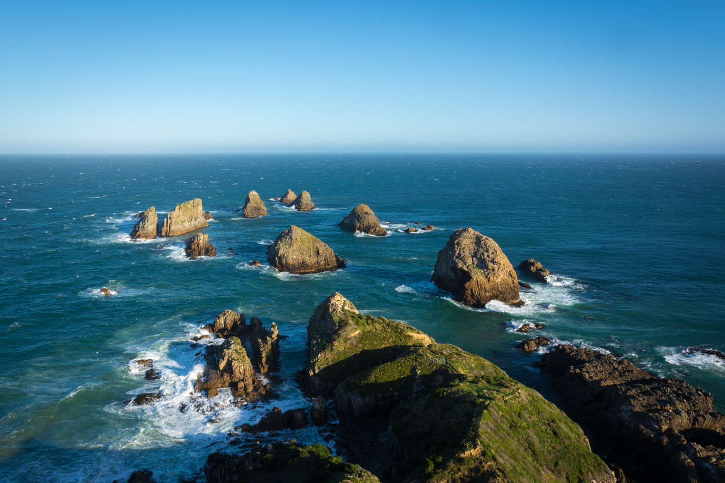 Catlins – Nugget Point
