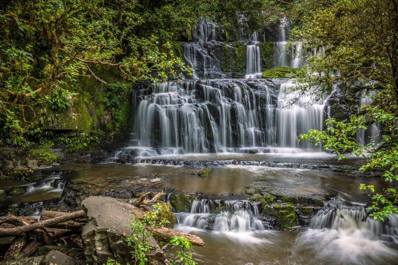 Catlinas – Purakaunui Falls