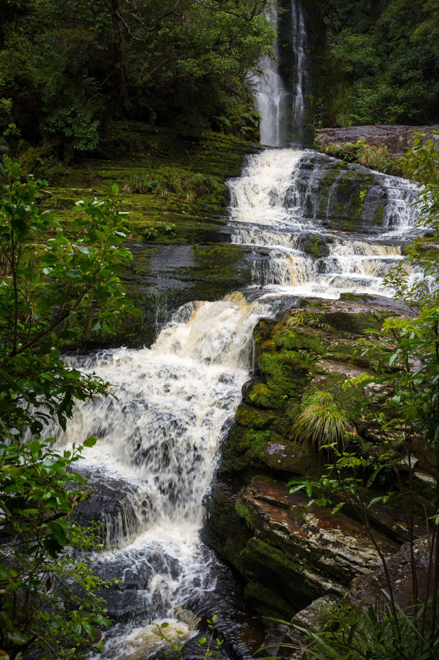 Catlins – McLean Falls
