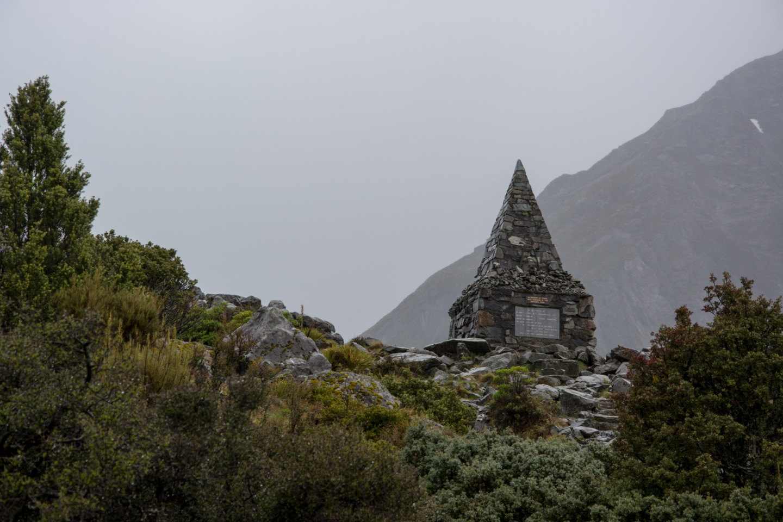 Aoraki – Alpine Memorial