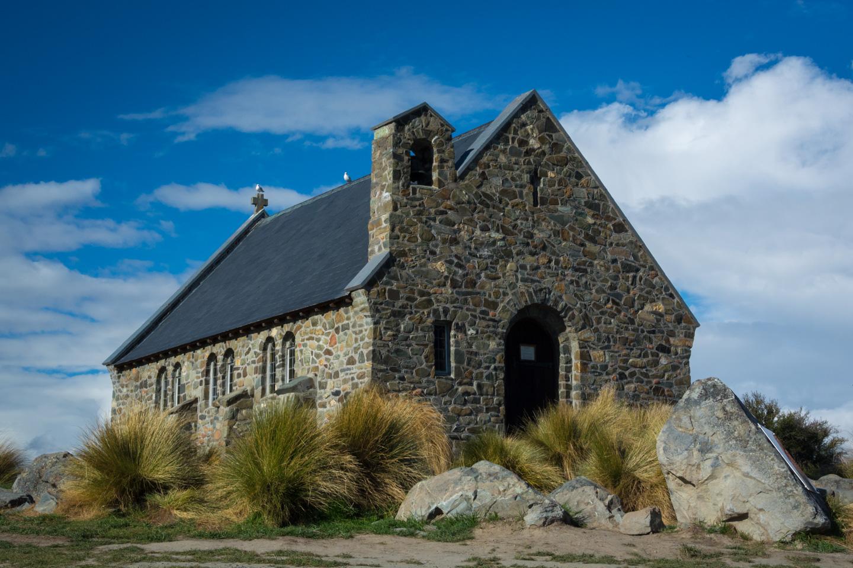 Tekapo – Church of Good Sheperd